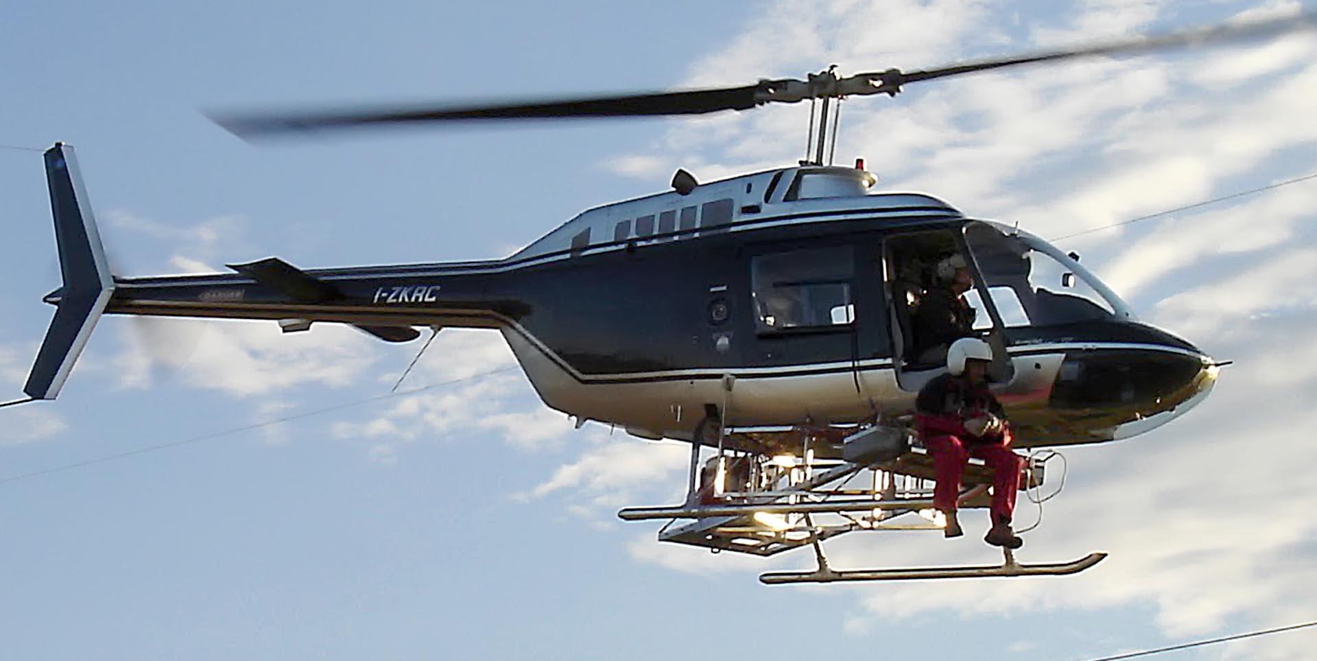 Elicottero 350 : Eliabruzzo la flotta